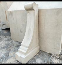 GRC水泥斗拱设计